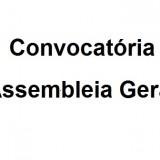 assembleia geral 2021